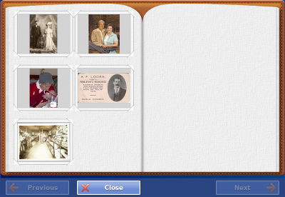 New look for Photo Albums